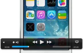 Apple presentatievideo iOS 7
