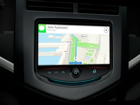 WWDC iPhone iOS in the Car
