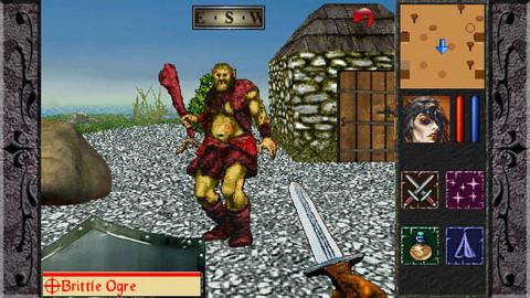 GU MA The Quest Celtic Doom