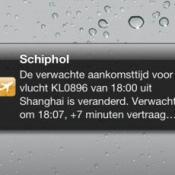 Onofficiële Schiphol-app compleet vernieuwd met bagagebandtijden, start- en landingsbanen