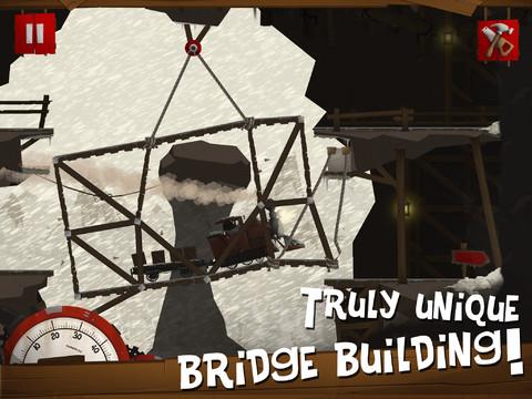 GU VR Bridgy Jones touwbrug