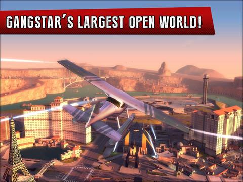 Gangstar Vegas vliegen