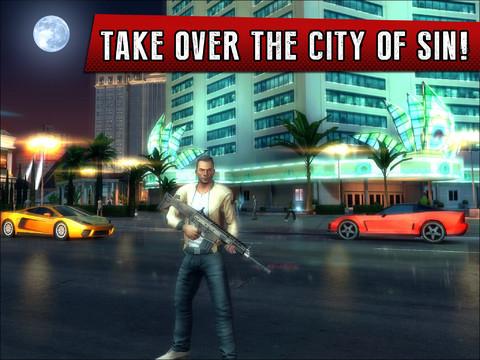 Gangstar Vegas iPad iPhone
