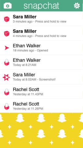 Snapchat 5.0