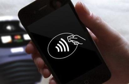 NFC iPhone foto