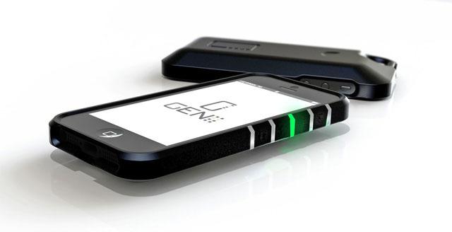 Genii iPhone-case