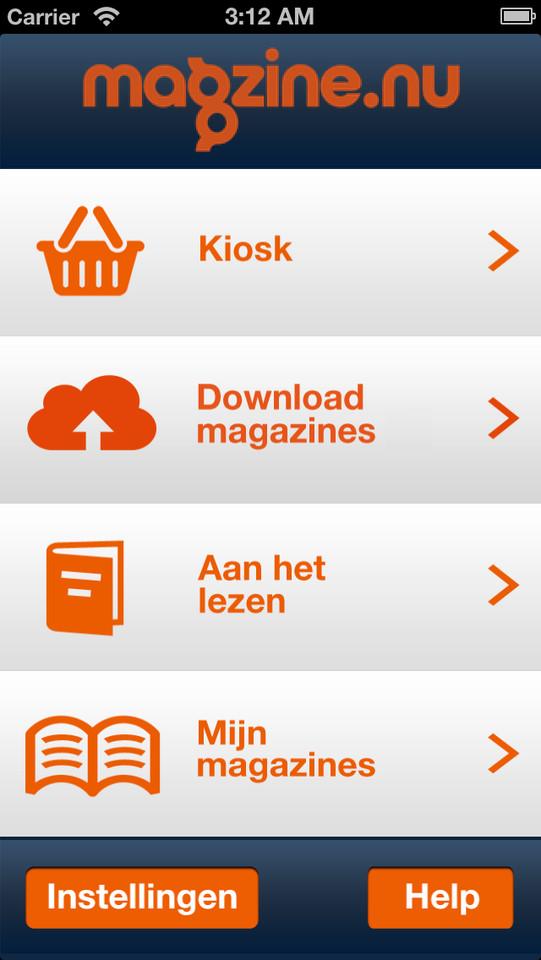 MagZine Kiosk Nederlandstalig