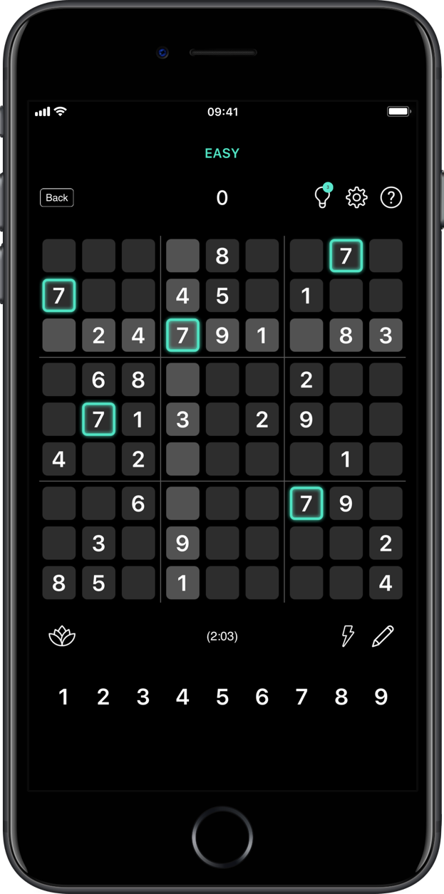 Sudoku ME puzzel apps