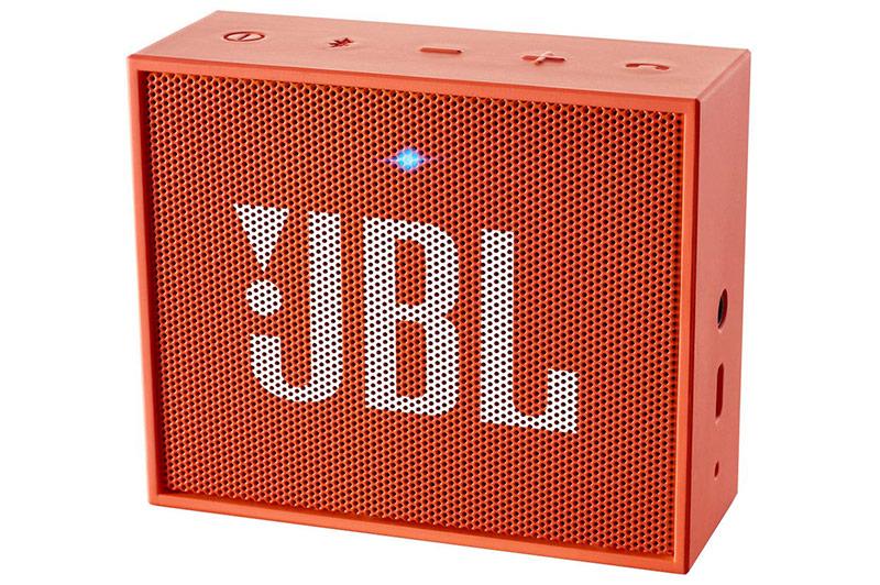 JBL Go - oranje