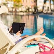 De beste vakantieboeken voor Apple-fans