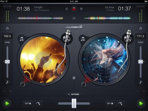 djay 2 op iPad uitgekomen