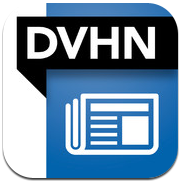 DVHN Krant header iPad iPhone