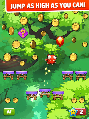 Mega Jump screenshot