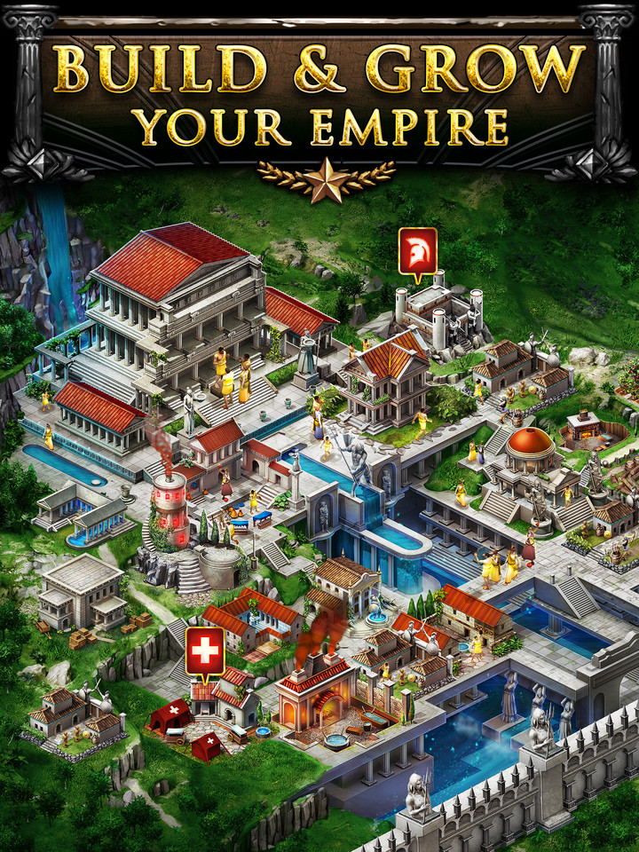 GU DI Game of War iPhone iPad