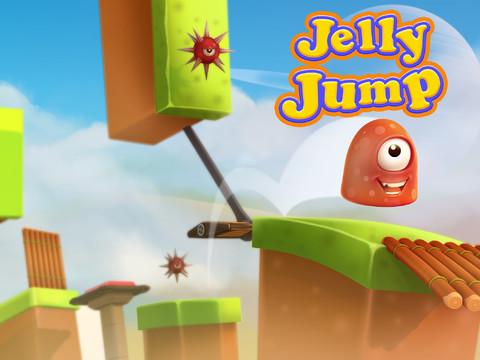 GU VR Jelly Jump iPad iPhone