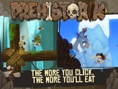 GU VR Prehistorik screenshot iOS