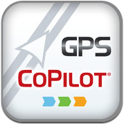 CoPilot GPS offline navigatie iPhone