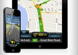 CoPilot GPS Offline GPS Navigatie iOS