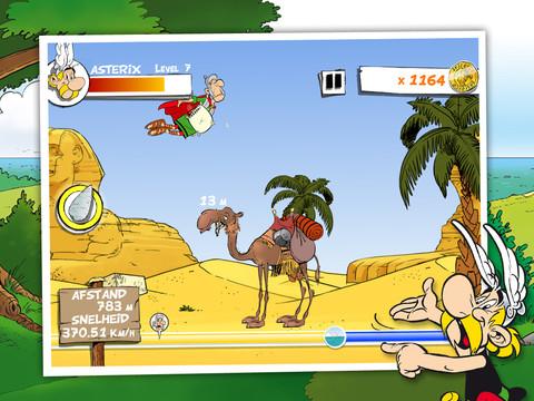 GU DO Asterix MegaKlap iPad iPhone