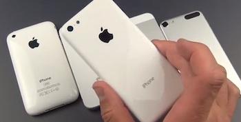 plastic iphone lite