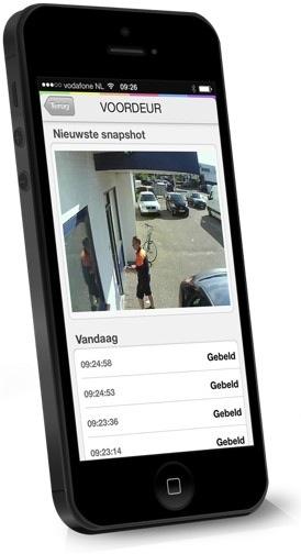 iphone 5 snapshot