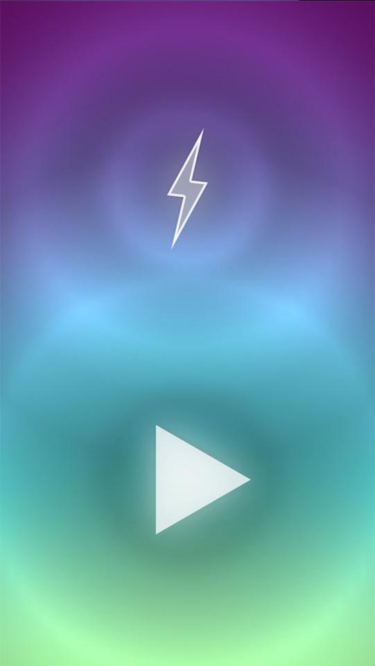 Thunderspace onweer op de iPhone