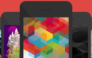 Wallpapr prachtige iPhone achtergronden