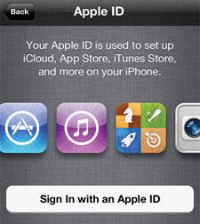 apple-id-activeren