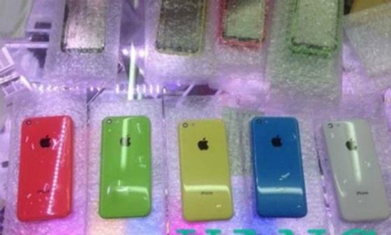 plastic iphones