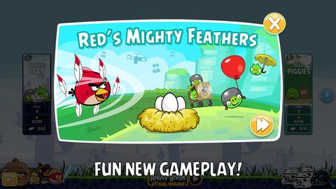 Angry Birds account uitwisselen
