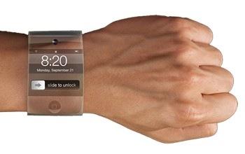 apple iwatch hand