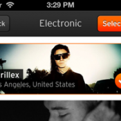 SoundCloud genres kiezen
