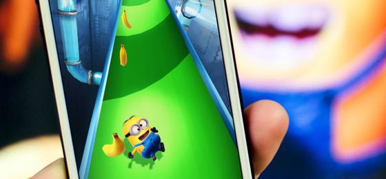 Zomergames vakantiespellen iPhone iPad Despicable Me