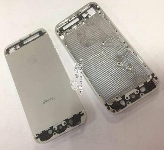 iPhone 5S 12 megapixels en nfc