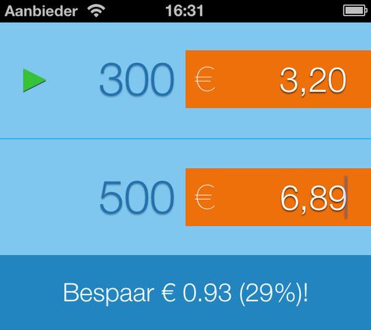 Super Deal prijzen vergelijken iPhone