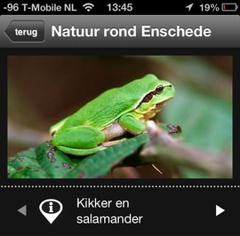 natuur rond enschede