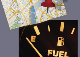 Fuel Finder iPhone-app tankstations klantenkaarten