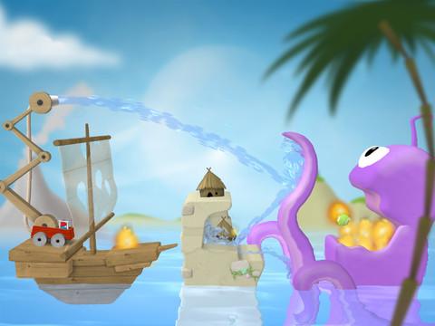 GU DO Sprinkle Island screenshot