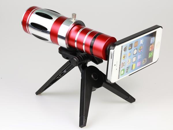 iPhone 5 Long Range Telescope