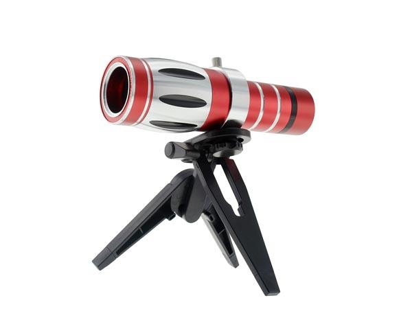 iPhone telescooplens