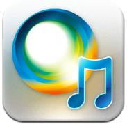 Music Unlimited iPhone-app offline playlists