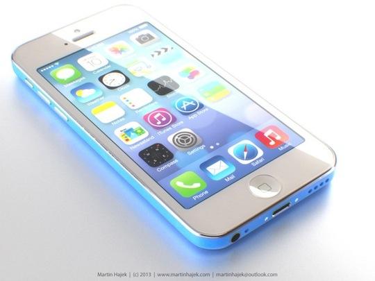 Nieuwe iPhone lite