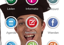 iStuddy NL iPhone header