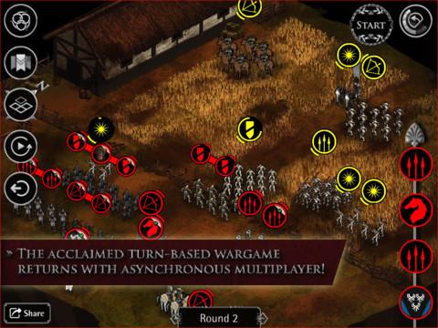 GU WO Ravenmark Mercenaries iPhone