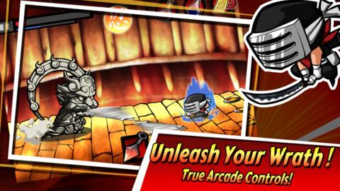 GU WO Ninja Wrath iPhone