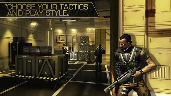 Deus Ex screenshot
