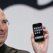 Waarom de originele iPhone toch geen plastic scherm kreeg
