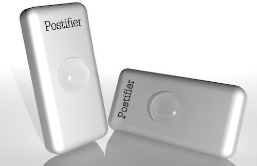 Postifier: zuinige brievenbussensor met iOS-app