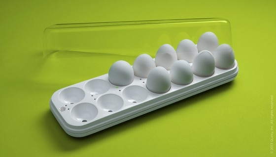 eggminder groen