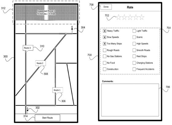 apple maps navigatie